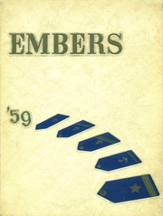 1959 Edition, Eden Central School - Embers Yearbook (Eden, NY)