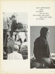 Page 10, 1971 Edition, Eden Central School - Embers Yearbook (Eden, NY) online yearbook collection