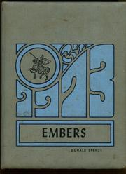 1973 Edition, Eden Central School - Embers Yearbook (Eden, NY)
