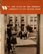 Page 5, 1940 Edition, Amherst Central High School - Tower Yearbook (Amherst, NY) online yearbook collection