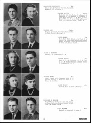 Page 15, 1942 Edition, Amherst Central High School - Tower Yearbook (Amherst, NY) online yearbook collection