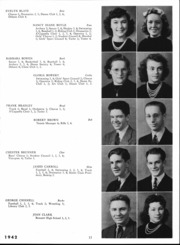 Page 16, 1942 Edition, Amherst Central High School - Tower Yearbook (Amherst, NY) online yearbook collection