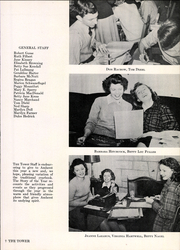 Page 11, 1944 Edition, Amherst Central High School - Tower Yearbook (Amherst, NY) online yearbook collection