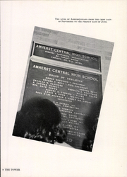 Page 13, 1944 Edition, Amherst Central High School - Tower Yearbook (Amherst, NY) online yearbook collection