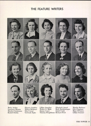 Page 14, 1944 Edition, Amherst Central High School - Tower Yearbook (Amherst, NY) online yearbook collection