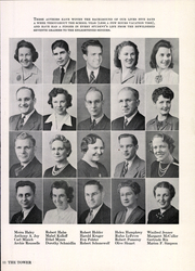Page 15, 1944 Edition, Amherst Central High School - Tower Yearbook (Amherst, NY) online yearbook collection