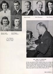 Page 16, 1944 Edition, Amherst Central High School - Tower Yearbook (Amherst, NY) online yearbook collection