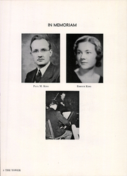 Page 9, 1944 Edition, Amherst Central High School - Tower Yearbook (Amherst, NY) online yearbook collection