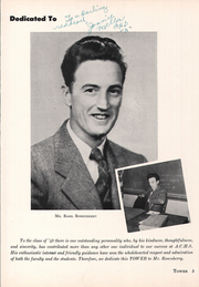 Page 11, 1949 Edition, Amherst Central High School - Tower Yearbook (Amherst, NY) online yearbook collection
