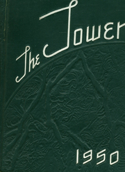 1950 Edition, Amherst Central High School - Tower Yearbook (Amherst, NY)