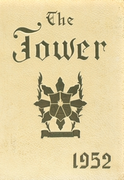 1952 Edition, Amherst Central High School - Tower Yearbook (Amherst, NY)