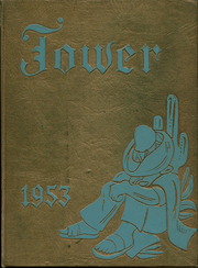 1953 Edition, Amherst Central High School - Tower Yearbook (Amherst, NY)