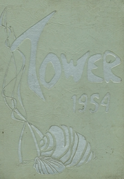 1954 Edition, Amherst Central High School - Tower Yearbook (Amherst, NY)
