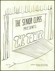 Page 5, 1957 Edition, Amherst Central High School - Tower Yearbook (Amherst, NY) online yearbook collection