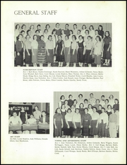 Page 7, 1957 Edition, Amherst Central High School - Tower Yearbook (Amherst, NY) online yearbook collection