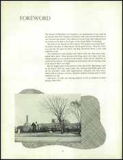 Page 8, 1957 Edition, Amherst Central High School - Tower Yearbook (Amherst, NY) online yearbook collection