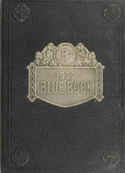 Page 1, 1929 Edition, Brooklyn Preparatory - Blue Book Yearbook (Brooklyn, NY) online yearbook collection