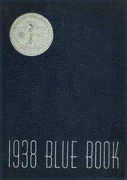 Page 1, 1938 Edition, Brooklyn Preparatory - Blue Book Yearbook (Brooklyn, NY) online yearbook collection