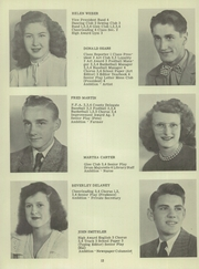 Page 14, 1948 Edition, Cato Meridian Central School - Harvester Yearbook (Cato, NY) online yearbook collection