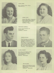 Page 15, 1948 Edition, Cato Meridian Central School - Harvester Yearbook (Cato, NY) online yearbook collection