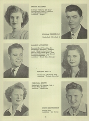 Page 16, 1948 Edition, Cato Meridian Central School - Harvester Yearbook (Cato, NY) online yearbook collection