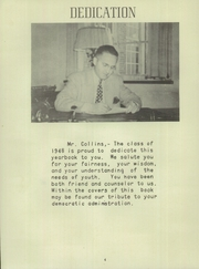 Page 6, 1948 Edition, Cato Meridian Central School - Harvester Yearbook (Cato, NY) online yearbook collection