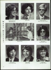 Page 18, 1980 Edition, Cato Meridian Central School - Harvester Yearbook (Cato, NY) online yearbook collection