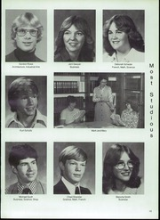 Page 19, 1980 Edition, Cato Meridian Central School - Harvester Yearbook (Cato, NY) online yearbook collection