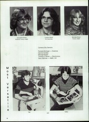 Page 22, 1980 Edition, Cato Meridian Central School - Harvester Yearbook (Cato, NY) online yearbook collection