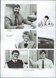 Page 10, 1985 Edition, Cato Meridian Central School - Harvester Yearbook (Cato, NY) online yearbook collection