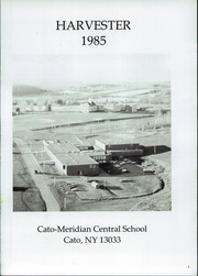 Page 5, 1985 Edition, Cato Meridian Central School - Harvester Yearbook (Cato, NY) online yearbook collection