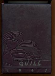1947 Edition, Richburg Central School - Quill Yearbook (Richburg, NY)