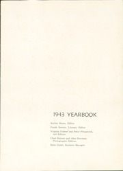 Page 5, 1943 Edition, Bronxville High School - Bronco Yearbook (Bronxville, NY) online yearbook collection