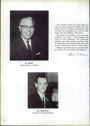 Page 12, 1964 Edition, Bronxville High School - Bronco Yearbook (Bronxville, NY) online yearbook collection
