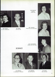 Page 15, 1964 Edition, Bronxville High School - Bronco Yearbook (Bronxville, NY) online yearbook collection