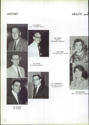 Page 16, 1964 Edition, Bronxville High School - Bronco Yearbook (Bronxville, NY) online yearbook collection