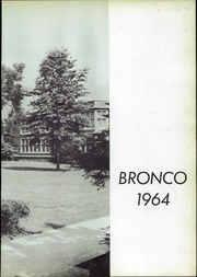Page 7, 1964 Edition, Bronxville High School - Bronco Yearbook (Bronxville, NY) online yearbook collection