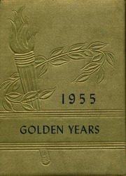 Page 1, 1955 Edition, St Johns High School - The Eagle Yearbook (Goshen, NY) online yearbook collection