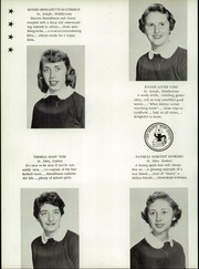 Page 14, 1957 Edition, St Johns High School - The Eagle Yearbook (Goshen, NY) online yearbook collection