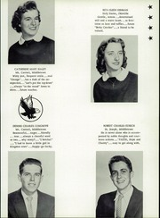 Page 15, 1957 Edition, St Johns High School - The Eagle Yearbook (Goshen, NY) online yearbook collection