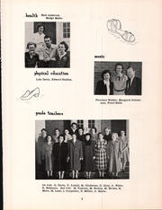 Page 13, 1949 Edition, Delaware Academy and Central School - Kalends Yearbook (Delhi, NY) online yearbook collection