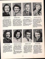 Page 17, 1949 Edition, Delaware Academy and Central School - Kalends Yearbook (Delhi, NY) online yearbook collection