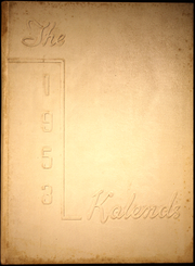 Page 1, 1953 Edition, Delaware Academy and Central School - Kalends Yearbook (Delhi, NY) online yearbook collection