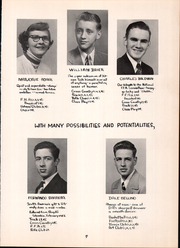 Page 11, 1953 Edition, Delaware Academy and Central School - Kalends Yearbook (Delhi, NY) online yearbook collection