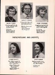 Page 13, 1953 Edition, Delaware Academy and Central School - Kalends Yearbook (Delhi, NY) online yearbook collection