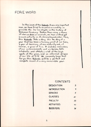 Page 6, 1953 Edition, Delaware Academy and Central School - Kalends Yearbook (Delhi, NY) online yearbook collection