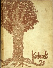 Page 1, 1973 Edition, Delaware Academy and Central School - Kalends Yearbook (Delhi, NY) online yearbook collection