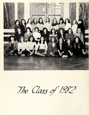 Page 12, 1982 Edition, Convent of the Sacred Heart High School - Cornerstone Yearbook (New York, NY) online yearbook collection