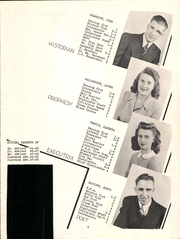 Page 11, 1948 Edition, Dundee High School - Highlander Yearbook (Dundee, NY) online yearbook collection