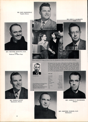Page 16, 1950 Edition, St Francis Preparatory School - San Fran Yearbook (Brooklyn, NY) online yearbook collection